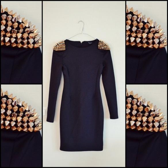 koll klänning