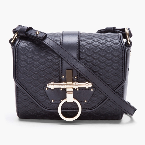 Givenchy-SmallBlackObsediaBag