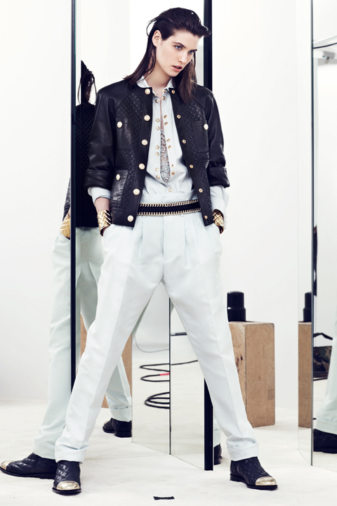 la-modella-mafia-Balmain-Paris-Resort-2014-collection-deigned-by-Olivier-Rousteing-12