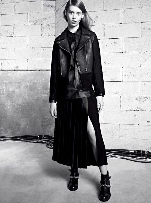 la-modella-mafia-Sandro-Womens-Fall-Winter-2013-Lookbook-2