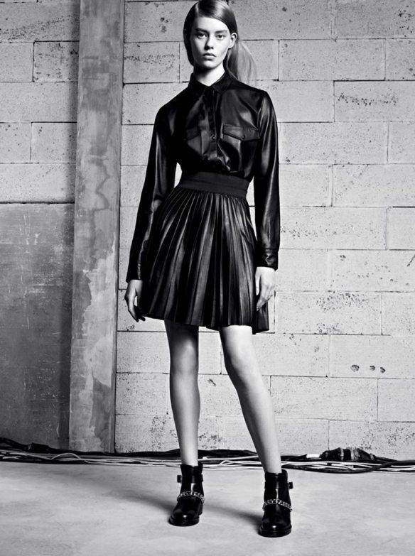la-modella-mafia-Sandro-Womens-Fall-Winter-2013-Lookbook-3